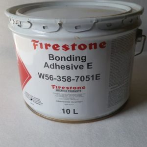 10L Firestone Bonding Adhesive Tub