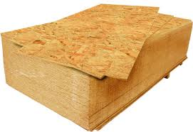 11mm OSB wood planks