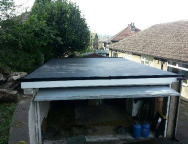 Rubber Roof Experts Huddersfield