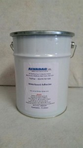 5 Litre Alvadac Waterbased Adhesive