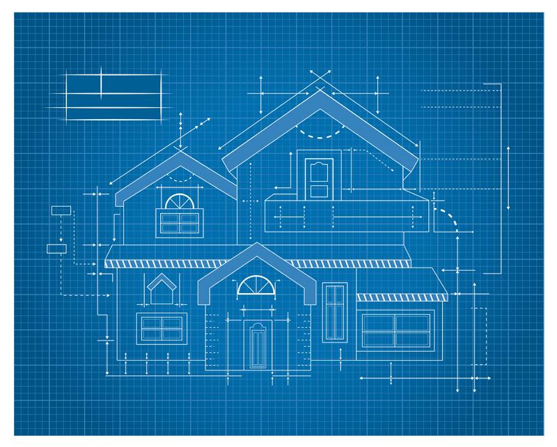 house-blueprint